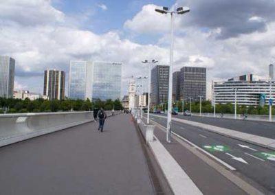 Pont Charles De Gaulle (France)