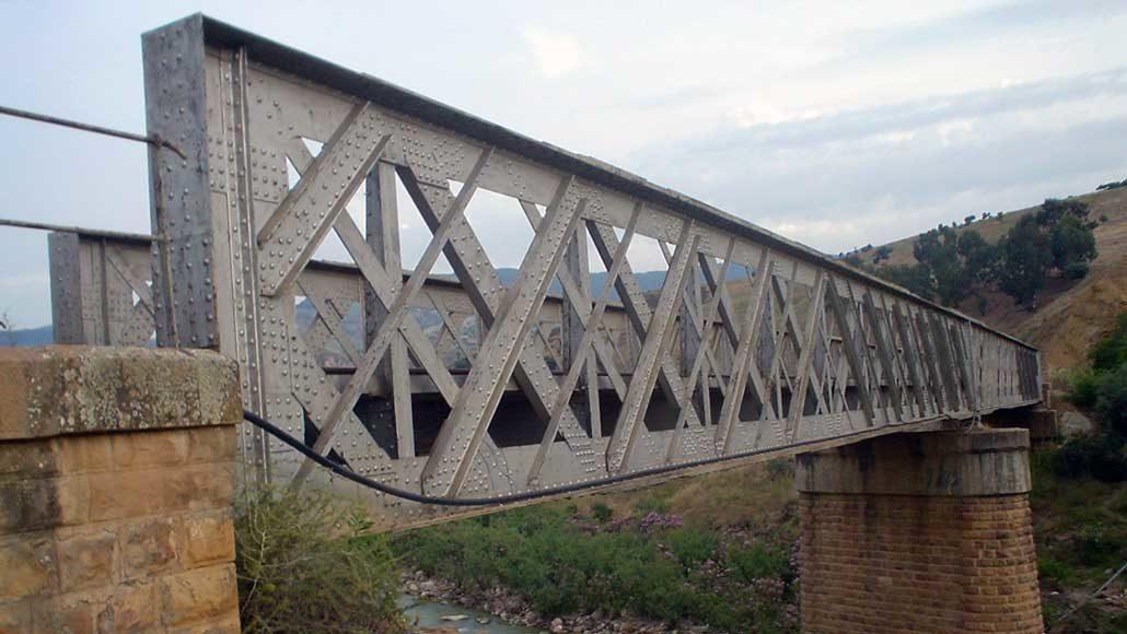 Renovation des ponts ferroviaires (Tunisie)
