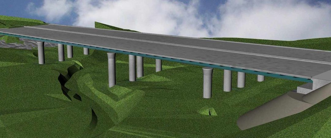 Doubling of the Viéran Viaduct (RD358, France)